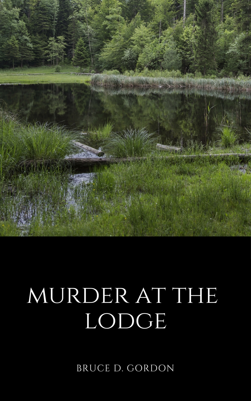 Murder at the lodge