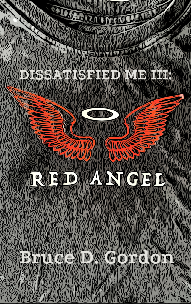 Book cover: Dissatisfied Me 3: Red Angel